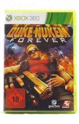 Duke Nukem Forever (Microsoft Xbox 360) Spiel in OVP - SEHR GUT