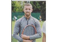 Professional Tennis Coach - Experienced LTA Level 3 Qualified - Epsom/Surrey/London