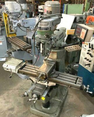 Bridgeport Milling Machine Tooling Later Model