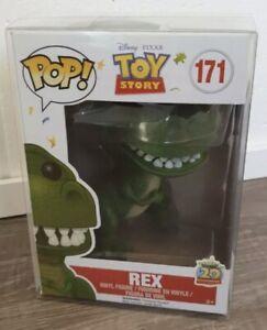Rex - toystory pop vinyl