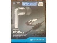 Sennheiser CX 5.00G earphones