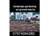 Landscaping/demolition/groundwork/tree felling