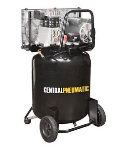 HOC - 29 GAL. 110 LITER 2 HP 150 PSI CAST IRON VERTICAL AIR COMPRESSOR + 90 DAY WARRANTY + FREE SHIPPING