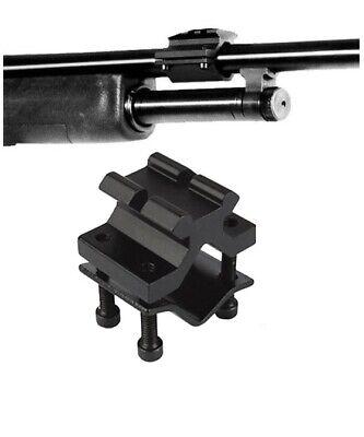 Collier Adaptateur Tactique de Montage 21.2mm pour Corps Lunette ou Canon Fusil