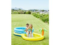 Water Pool For Kids Summer Outdoor Fun from E.L.C.