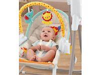 Fisher-Price 3-in-1 Baby Swing n Rocker