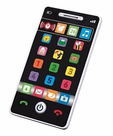 baby Little Learning Phone smartphone used