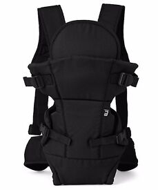 Mothercare 3 position baby carrier (black)