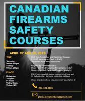 Canadian Firearms Safety Courses: Non-Restricted and Restricted
