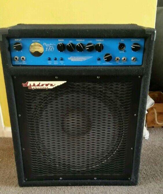 Ashdown bass amp combo