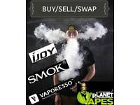 Sell/buy/swaps MODS
