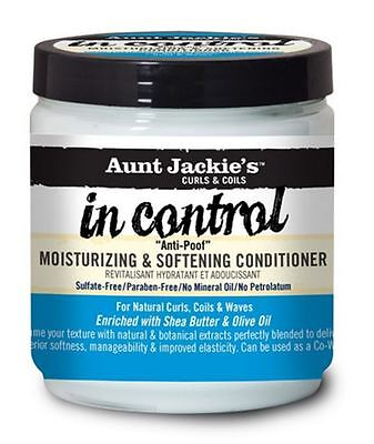 Aunt Jackie's In Control Moisturizing and Softening Conditio