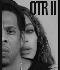 2TICKETS TO BEYONCE AND JAY Z BUFFALO AUG 18TH ON THE RUN TOUR