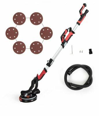 Electric Drywall Sander 750w Adjustable Variable Speed Wsanding Pad