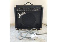 Fender Frontman Reverb 15 watt guitar amplifier