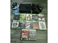 Xbox 360 Slim 4 Gb With Disney Infinity 2.0 And 12 Games