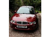 Rover 25 1.6 petrol. 23000 miles.