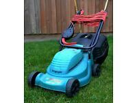 Electric lawnmower lawn mower
