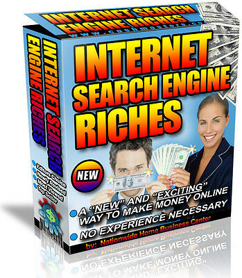 Internet Search Engine Riches Pdf Ebook Free Shipping Resale Rights