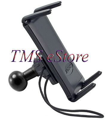 """25mm17mm-sm632 with 1"""" Ball for Motorcycle Handlebar Mount f"""