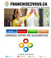 Franchise de menage a vendre Commerciale / residentiel