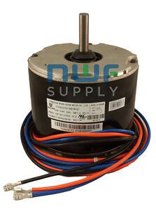 Nordyne intertherm gibson 621912 condenser fan motor 1 4 for Zhongshan broad ocean motor parts