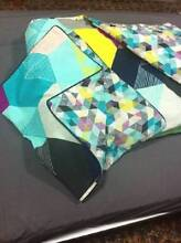 SB Cotton QUILT COVER SET - Multicoloured-NEW/NEVER USED Blaxland Blue Mountains Preview