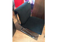 Office chair , great shape with nice legs . feel free to view collection only
