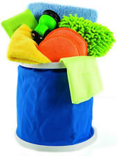 Maxkin Complete Car Wash Set & Care Kit , 8 Piece. Check Listing for Details