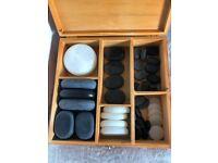 Hot Stone Massage Set (Incomplete Set)