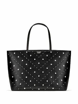 Victoria's Secret Women Handbags Black Everything Tote