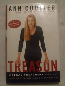 Treason by Ann Coulter in english