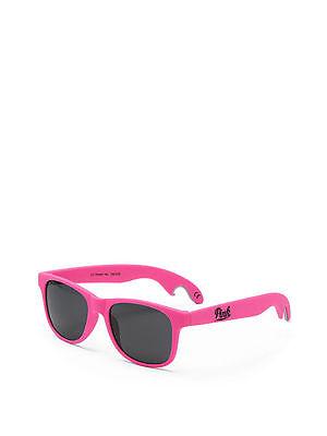 Victoria's Secret PINK Spring Break Water Bottle Opener Sunglasses Pink on Fleek