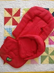 Head Hugger and Seat cushion VeeBee Allsorts  (Cherry colour) Coogee Cockburn Area Preview