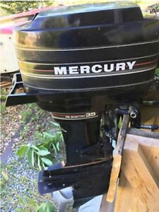 35HP Mercury Outboard