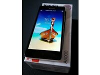 Lenovo A6000 dual sim unlocked mobile white 5 inch IPS Screen Android NEW