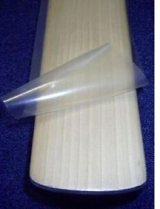 Maxx NEW TOP QUALITY CRICKET BAT ANTI SCUFF PROTECTION SHEET CLEAR BAT SHEET