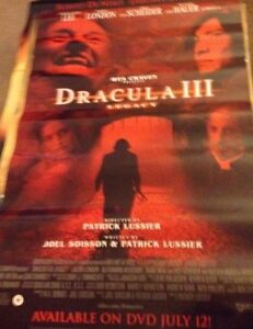 Very Cool Halloween / Home Theater Room Poster Lot of 14 London Ontario image 1