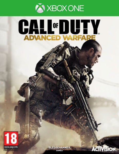 Xbox One Call of Duty: Advanced Warfare - Atlas Limited Edition