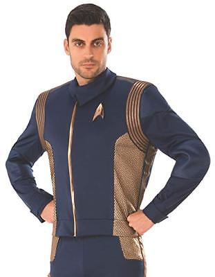 Operation Man Halloween Costume (Rubies Deluxe Star Trek Discovery Operations Jacket Men Halloween Costume)