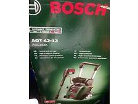Bosch high pressure washer