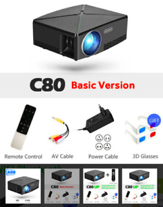 Mini HD projector - Affordable and portable