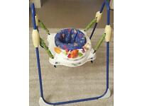 Deluxe Jumperoo by Fisher Price