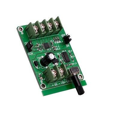 Dc 9v-12v Brushless Driver Board Controller For Hard Drive Motor 34 Wire Ca