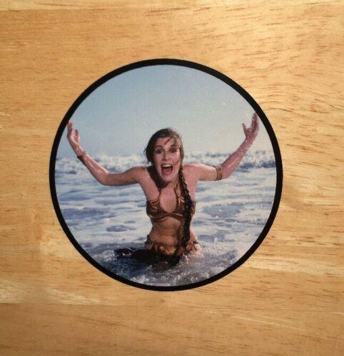 Home Decoration - Star Wars Sticker - Princess Leia