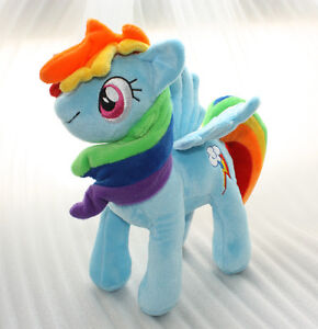 My Little Pony Friendship is magic Rainbow Dash Plush Custom Handmade Crafted