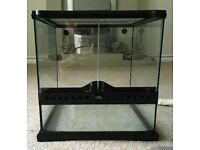 45cm cubed exo terra vivarium and accessories