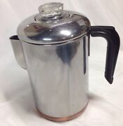 Vintage Stove Top Coffee Pot