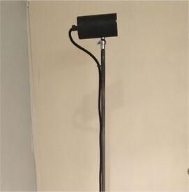 Vintage photographers style lamp