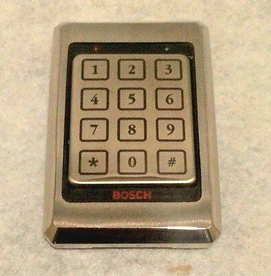 Bosch D8229 Access Keypad Security System-wiegand